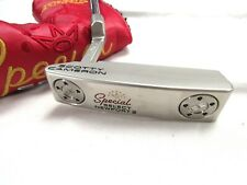 "Mint LH 2020 Titleist Scotty Cameron Special Select Newport 2 34"" Putter"