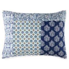 "Jcp Home Expressions Monaco Standard Pillow Sham 20""x26"" Blue"