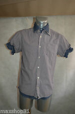 CHEMISE  SCOTCH&SODA 2EN 1 TAILLE L CAMISA/CAMICIA/DRESS SHIRT