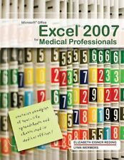 Microsoft Office Excel 2007 for Medical Profession