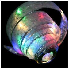 4M 40 LED Ribbon String Lights Copper Wire Fairy Multicoclor Lights Decorat S8F5