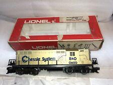 Lionel General Motors Special Anniversary Chessie Gp-7 8359