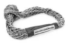 Soft shackle 15,000kg breaking strain!  4x4 recovery   Rough Country   Llama 4x4