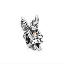 5PCS Charm Alloy  Big Hole Beads fit European Silver Bracelet DIY-- HJ023