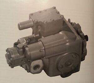 22-2279 Sundstrand-Sauer-Danfoss Hydrostatic/Hydraulic Variable Piston Pump