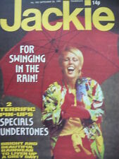 JACKIE MAGAZINE 26TH SEPT 1981 - THE SPECIALS - UNDERTONES