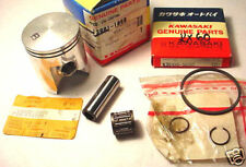 KAWASAKI KX60 83-93 NOS Piston Rings Pin & Bearing