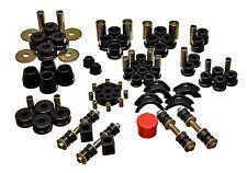 Energy Hyper Flex Master Bushing Set Black For 74-78 Nissan Datsun 260Z & 280Z