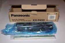Genuine Panasonic OEM KX-P453 Toner Kit for KX-4410,P4430,P4440, P5410