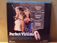 Perfect Victims - Deborah Shelton - Lyman Ward - Tom Dugan - LaserDisc