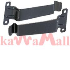 2X Belt Clip Steel for KENWOOD TK-280 380 480 TK-3107