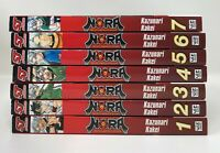 NORA Last Chronicle of Devildom Manga Set 1-7 Lot Kazunari Kakei English  Viz