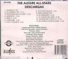 rare FANIA cd THE ALEGRE ALL STARS descargas MANTECA camina y ven ALMENDRA pa'ti