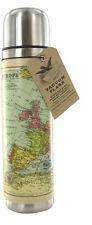 MAPPA del mondo 500ml PALLONE IN CORSA da Wild & Wolf