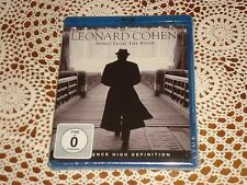 LEONARD COHEN Songs from the Road feat Hallelujah SONY MUSIC Blu-Ray Disc SEALED