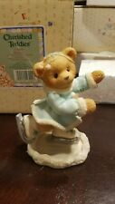"Enesco Cherished Teddies Shannon A figure 8 Or Friendship is Great"" 354260"