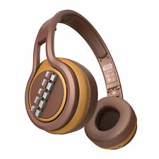 NEW! SMS Audio Chewbacca Second Edition Star Wars On-Ear Wired Headphones