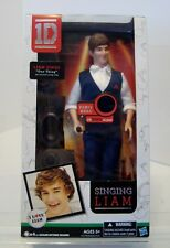 One Direction Singing LIAM Doll Action Figure Hasbro New in Sealed Box-G10