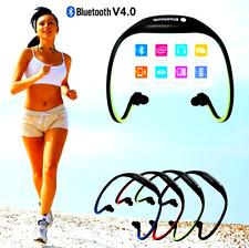 Audifonos Inalambricos Bluetooth Estereo Auriculares a Prueba de Sudor- Deporte