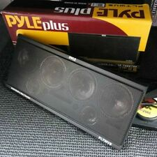 Pyle 6 Way Sunvisor 400w Car Audio Dash Door Tweeters Flush Mount Speakers Pair