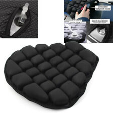 Motor Seat Cushion Air Fillable Pressure Relief Seat Pad for Cruiser Touring