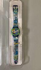 Vintage Swatch Watch In Original Box