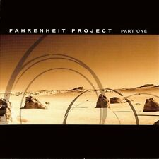 Various - Fahrenheit Project Part One (1) Ultimae Electronic Ambient New Sealed