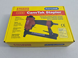 C330 Pneumatic Stapler for Canvas Stretching Air operated stapler 10J staples