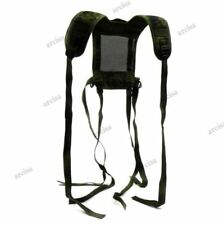 Original Danish army camo M 96 webbing yoke. Paratrooper PLCE webbing set yoke