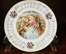 "Royal Doulton ""O Little Town of Bethlehem"" Decorative Plate"