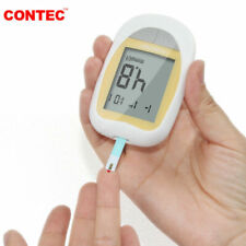 Glucómetro la monitorización de la glucosa diabéticos Medidor de valor de azúcar en la sangre Diabetes Prueba, nuevo