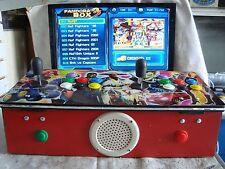 Super GUN Pandora Box 3 520 in 1 Arcade Jamma 2 Joysticks