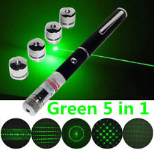 5 In 1 Presenter Powerpoint Laser Light Pointer Presentation Remote Pen Visible