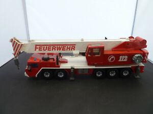Siku 4010 Feuerwehr Autokran