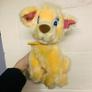 Disney Lady and the Tramp Scamp's Adventure Angel Plush