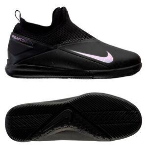 Nike Phantom Vision 2 Academy DF IC Kinetic Black - Schwarz [CD4071-010] Gr. 38