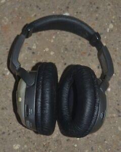 RadioShack AM/FM Stereo Headset Headphone Cat 12-932 Digital Tuning Aux