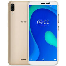 "Wiko Y80 5,99"" Smartphone 16 GB, RAM 2 GB, 4000 mAh, tenuto bene"
