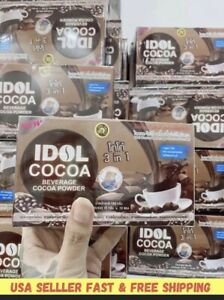 Idol Fast Weight Loss Cocoa Coffee Diet Idol Slimming Coffee Drink Lost Burn Fat