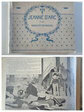 JEANNE D'ARC Maurice BOUTET de MONVEL Plon CYCLE JOHANNIQUE Livre illustré