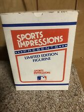 "Nolan Ryan ""Ryans Express "" Sports Impressions. S/N 431/500"