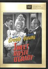 20th Cent. FOX Cinema Archives Sweet Rosie O'Grady (1943), Betty Grable USED DVD