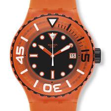 Swatch Men's Plastic Strap Wristwatches