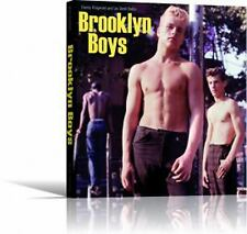 Brooklyn Boys (2013, Hardcover) New Sealed vtg 50s Les Demi Dieux male nude gay
