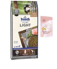 12,5kg Bosch Adult Light Hundefutter + Lolo Hundekekse