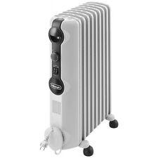 Delonghi TRRS 0920 Weiss Radiator 9 Heizrippen Frostschutz-Automatik