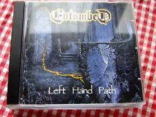 "ENTOMBED-"" LEFT HAND PATH"" CD 1999"