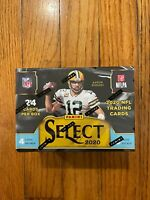 NFL 2020 Panini Select Football Blaster Box
