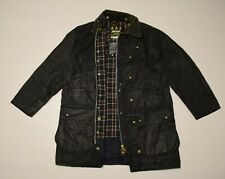 BARBOUR JACKET border size 42 / 107 Men checks wax hooded checks