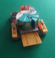 BASE SPAZIALE - ROBOTS - VINTAGE TOYS